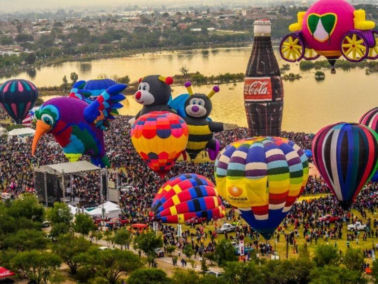 Comenzó el Festival Internacional del Globo en León - http://notimundo.com.mx/espectaculos/comenzo-el-festival-internacional-del-globo-en-leon/22922