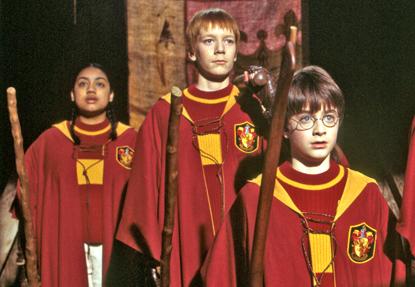 Alicia Spinnet Harry Potter Actors Weasley Twins Fred Weasley