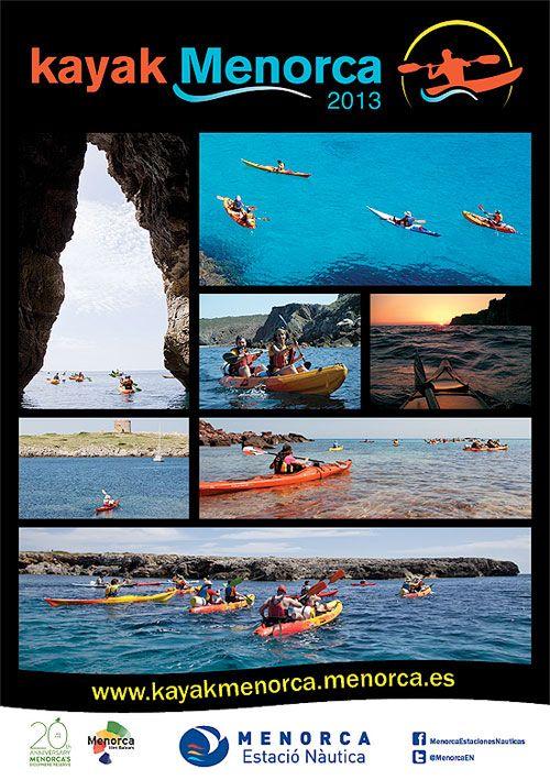 Concentración Popular Kayak Menorca 2013