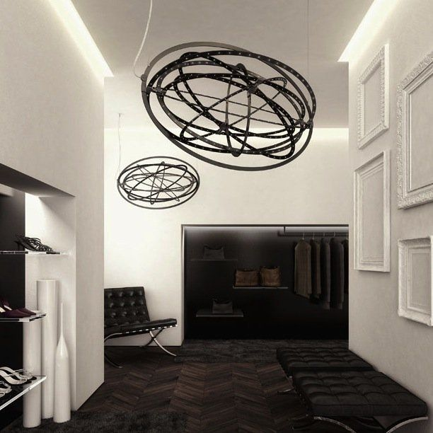 Fancy - Artemide Copernico Suspension Lamp