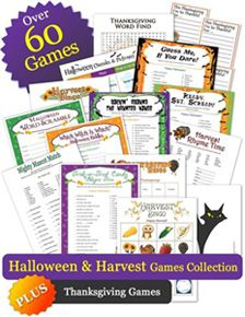 Halloween Games List - Halloween Party Game Ideas