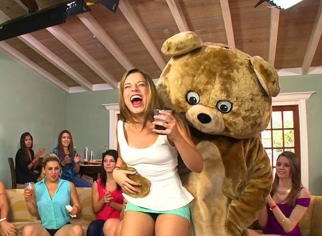 Dancing bear sex teen — 6