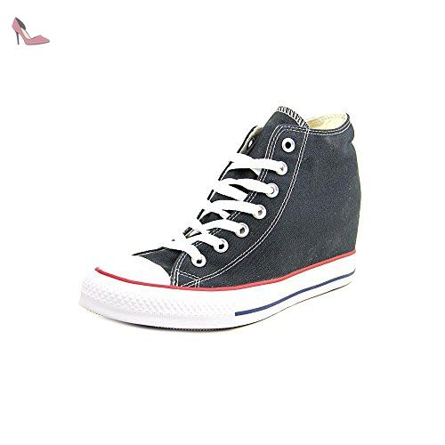 chaussures hautes femme converse chuck taylor mid
