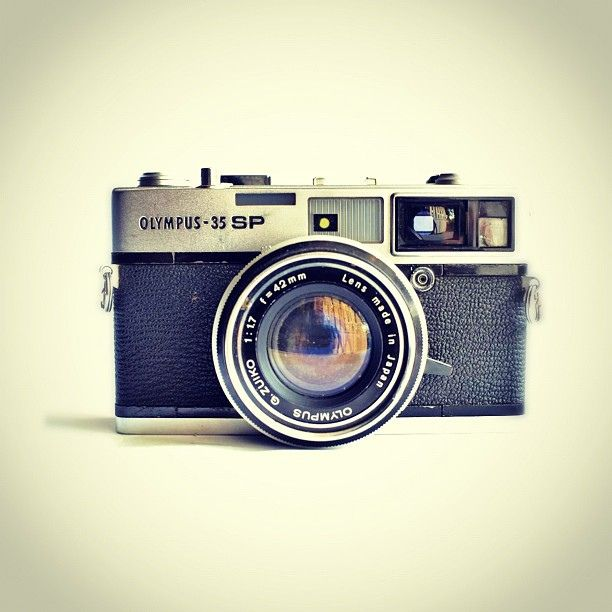 Vintage Camera Olympus Infinity Super Zoom 300 35mm Made ... |Olympus Vintage Camera