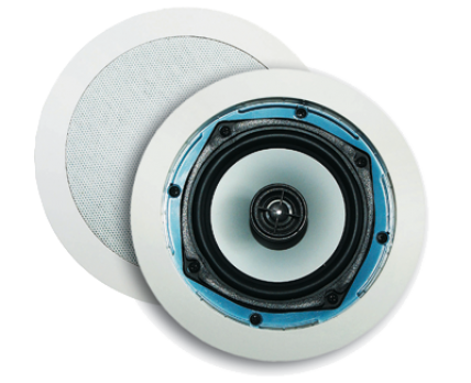 Aquasound Samba 4055 Badkamer Speaker | Luidsprekers Inbouw Rond ...