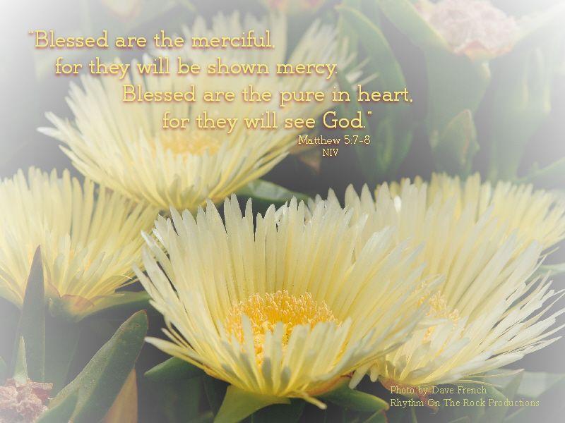Wallpaper-BlessedAreTheMerciful800x600.JPG (800×600) | Beautiful verses, Life inspiration, Bible ...