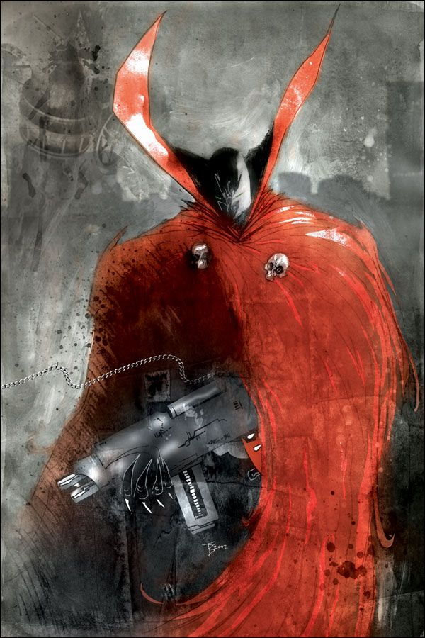 SPAWN.COM >> COMICS >> HELLSPAWN >> MONTHLY SERIES >> ISSUE 15