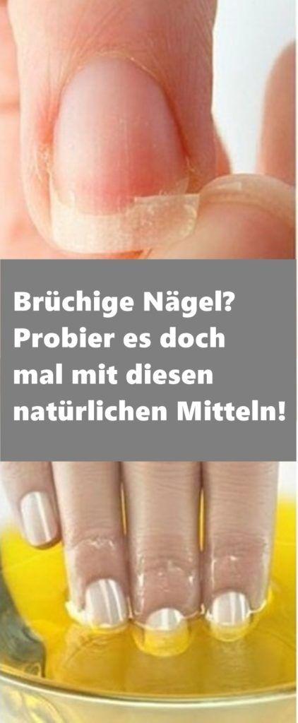 Brüchige Nägel? Probier es doch mal mit diesen natürlichen Mitteln! | njuskam! #bodycare