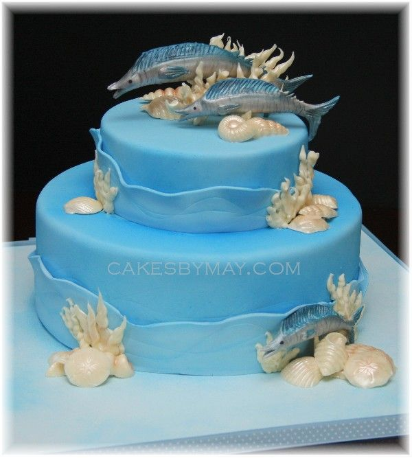 beach themed wedding cakes images themed cakes theme birthday cake cakes 11148