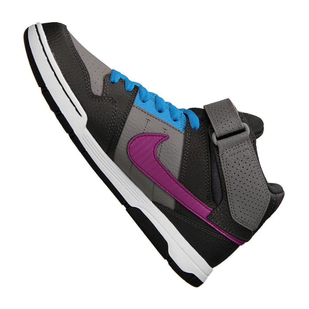 Nike Sb Mogan Mid 2 Gs Jr 645025 054 Shoes Multicolored Nike Nike Sb Junior Shoes