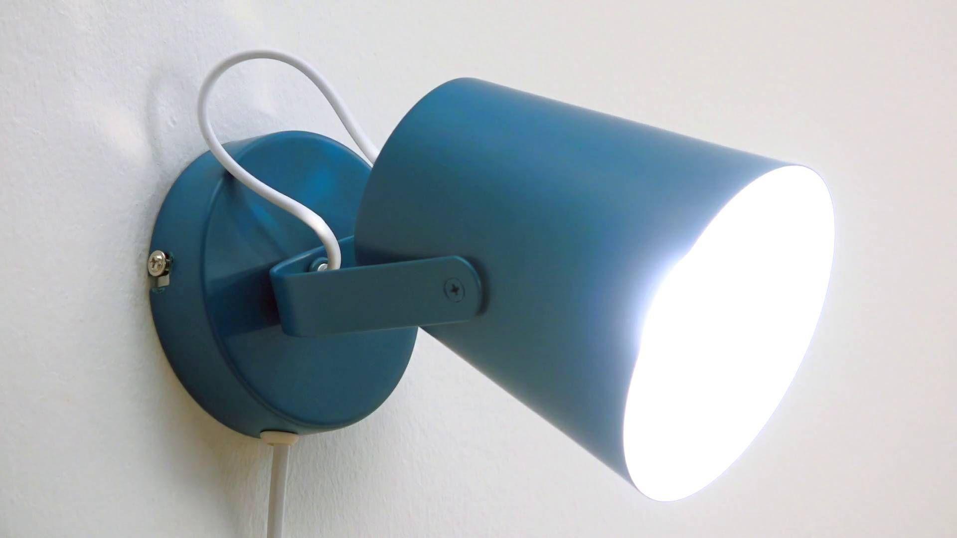 Applique classique chic led intégrée dopan métal inspire lights