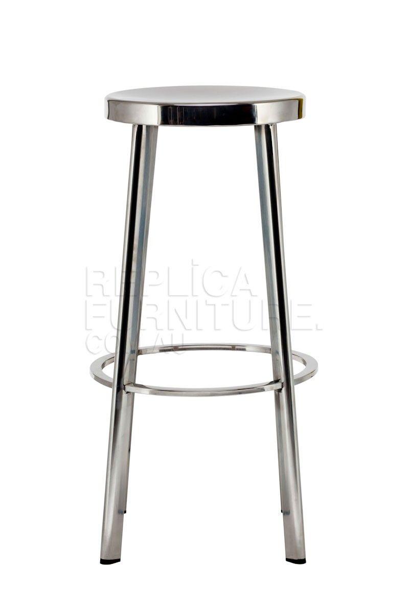 Replica Naoto Fukasawa Deja Vu Bar Stool 76cm This Replica