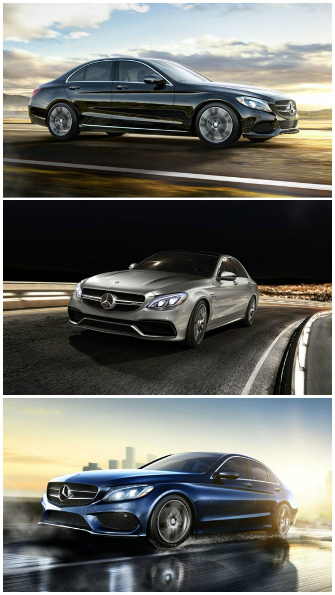 When it es to a Mercedes Benz C Class there is no wrong choice