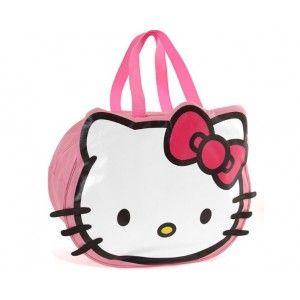 a6fc7896519 Bolsa Hello Kitty by Camomilla rosa L   Hello Kitty by Camomilla ...
