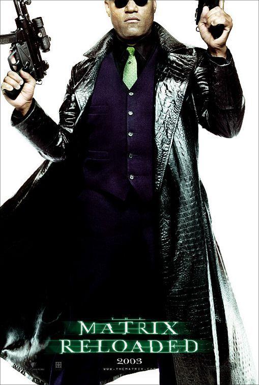 The Matrix Reloaded Filme Pipoca E Filmes