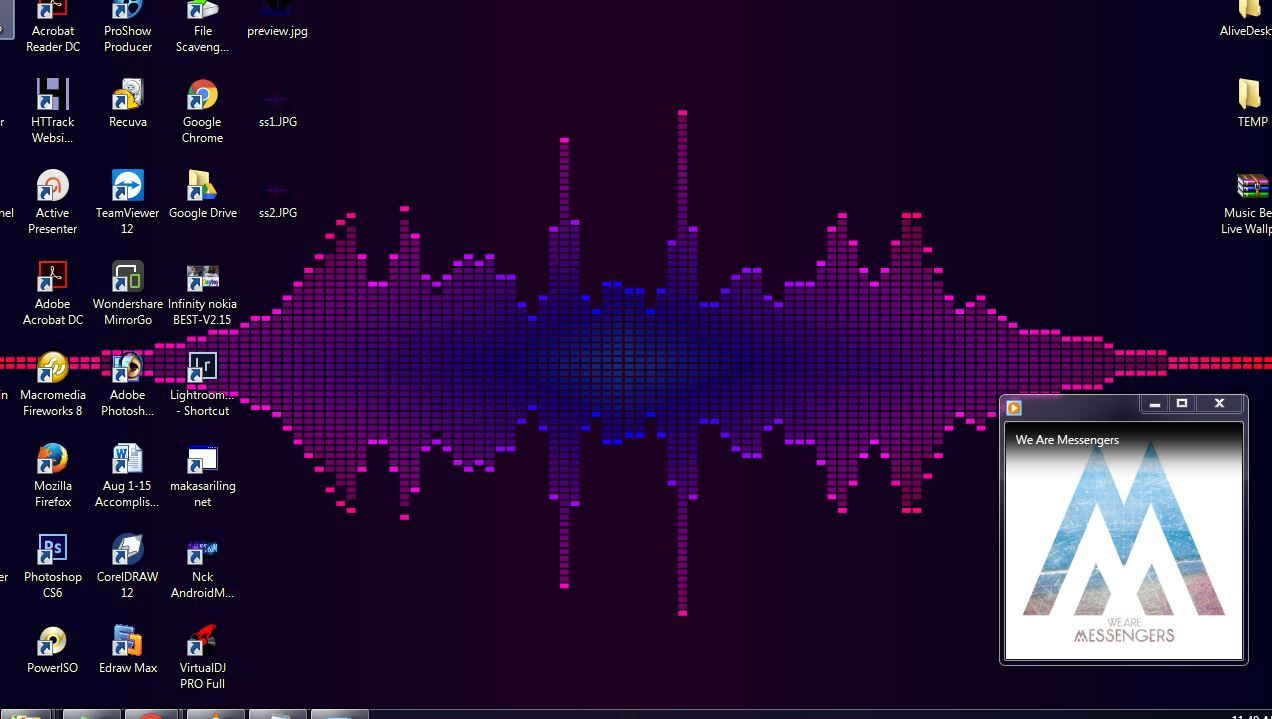 Music Visualizer Live Wallpaper For Pc Music Visualization Live Wallpapers Live Wallpaper For Pc