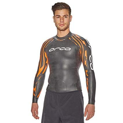 10cad91a9b8f86 Orca Men s Open Water RS1 Full Sleeve Wetsuit Top Review