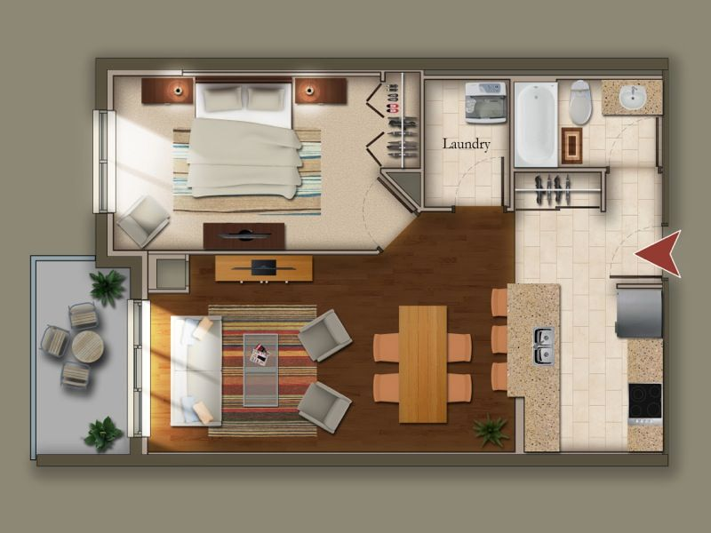 Interesting 10 X 18 Kitchen Design Gallery   Plan 3D House   Goles .