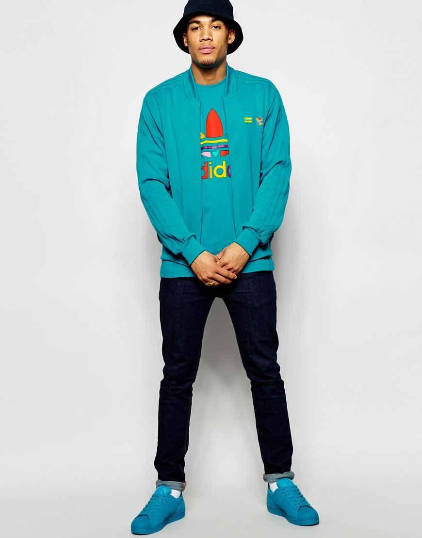 Immagine 1 Di Pharrell Williams Supercolour Laboratorio Adidas Originali X