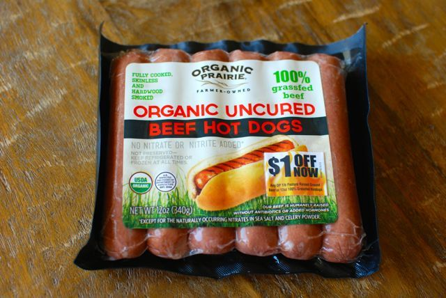 Organic Prairie Grassfed Beef Hot Dogs Buy At Organicprairie Com Or Jimbo S Eat Once In A While Beef Hot Dogs Eat Food