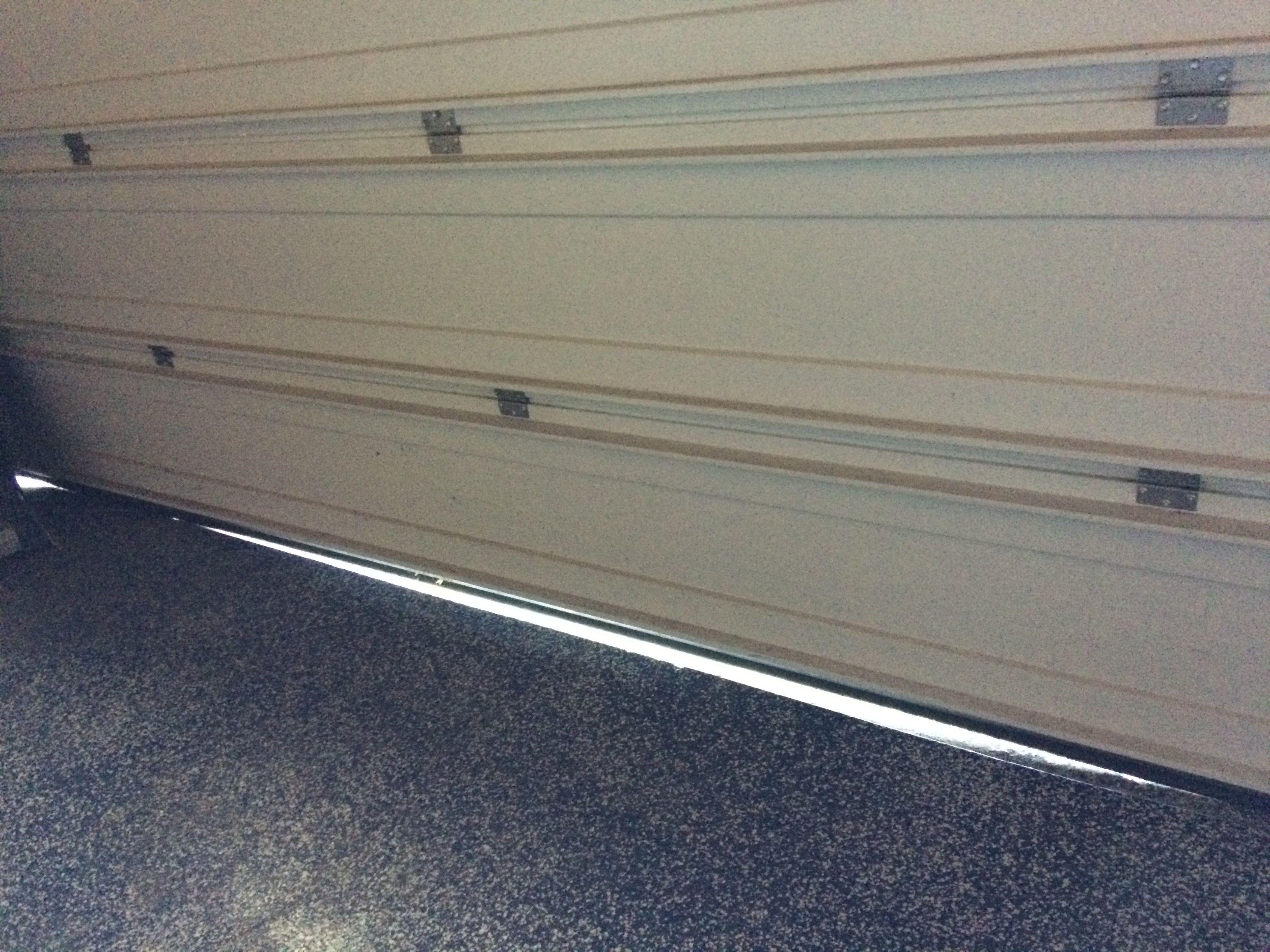 Uneven floor under garage door httpvoteno123 pinterest uneven floor under garage door rubansaba