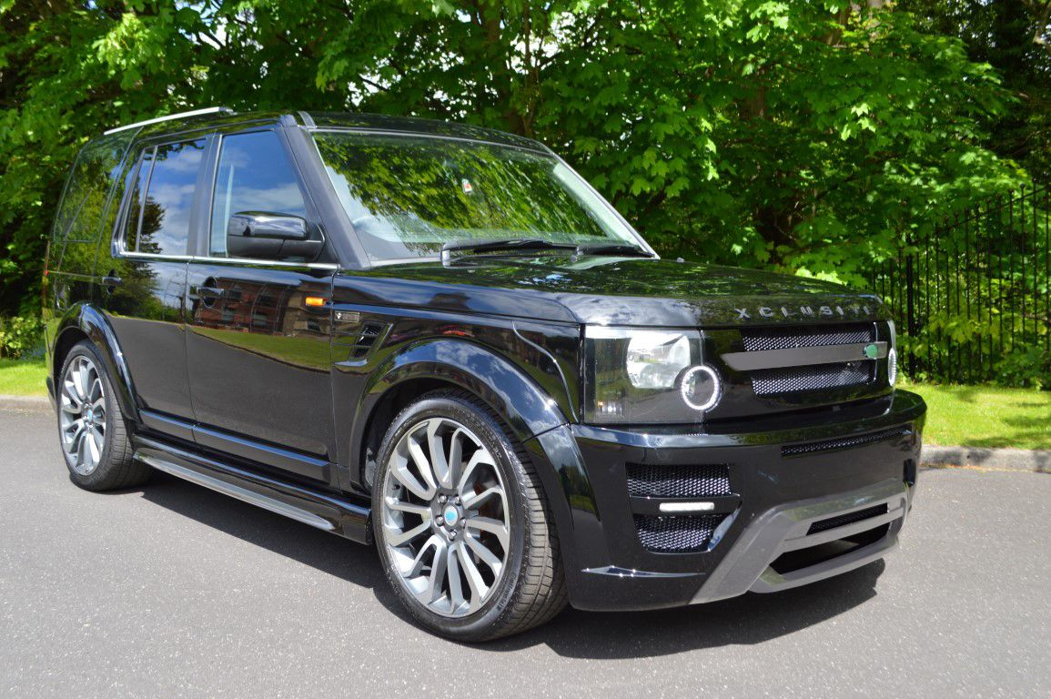 xclusive customz wide land rover discovery 3 body kit by. Black Bedroom Furniture Sets. Home Design Ideas