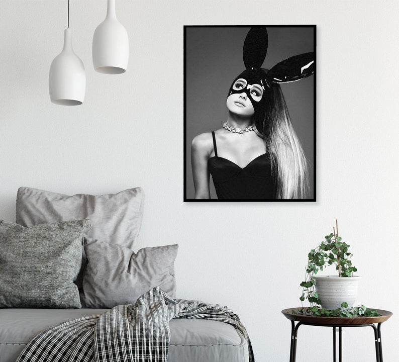 ARIANA GRANDE POSTER Wall Art Photo Print Poster A3 A4