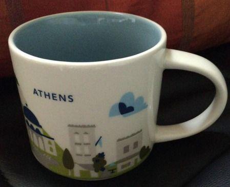 Here Never Starbucks Enough Series City AthensYou Mugs Are c45jA3RqL