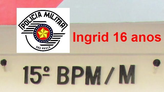 Ingrid 16 anos no 15BPM!!!