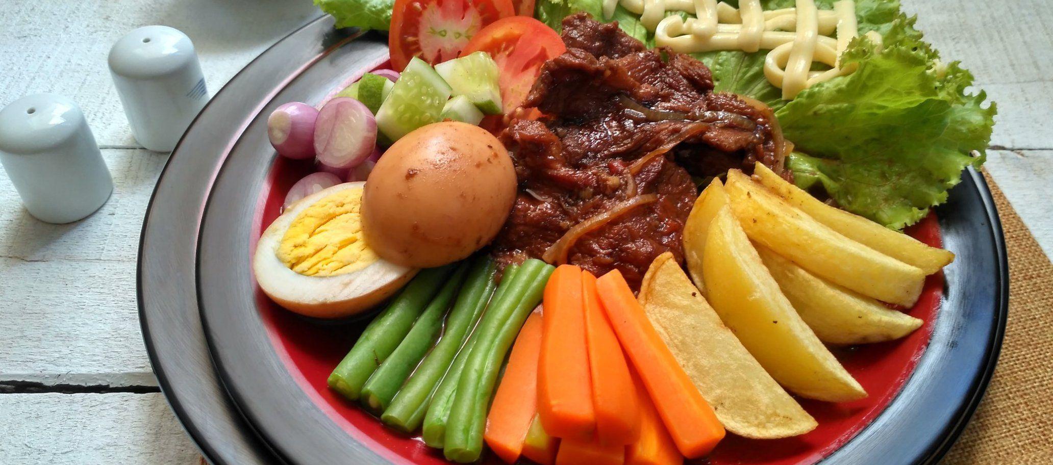 Selat Solo Lengkap Klasik Istimewa Resep Resepkoki Resep Resep Makanan Sehat Resep Makanan