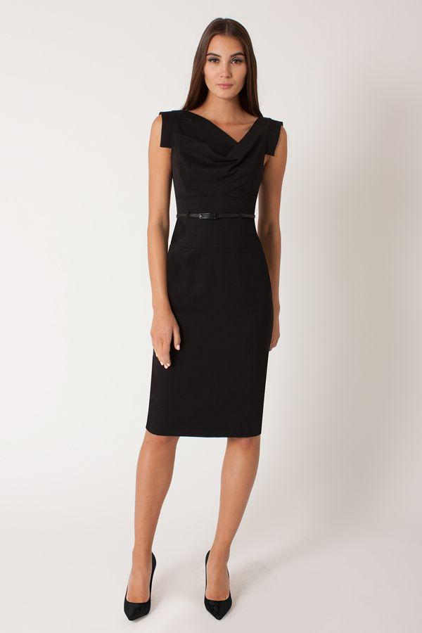 Black Halo Original Classic Jackie O Dress in Cobalt, Size 4 | ML ...