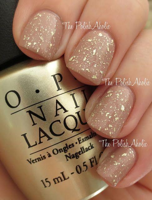 OPI Mariah Carey Collection Pure 18K Gold & Silver Top Coat | Nails ...