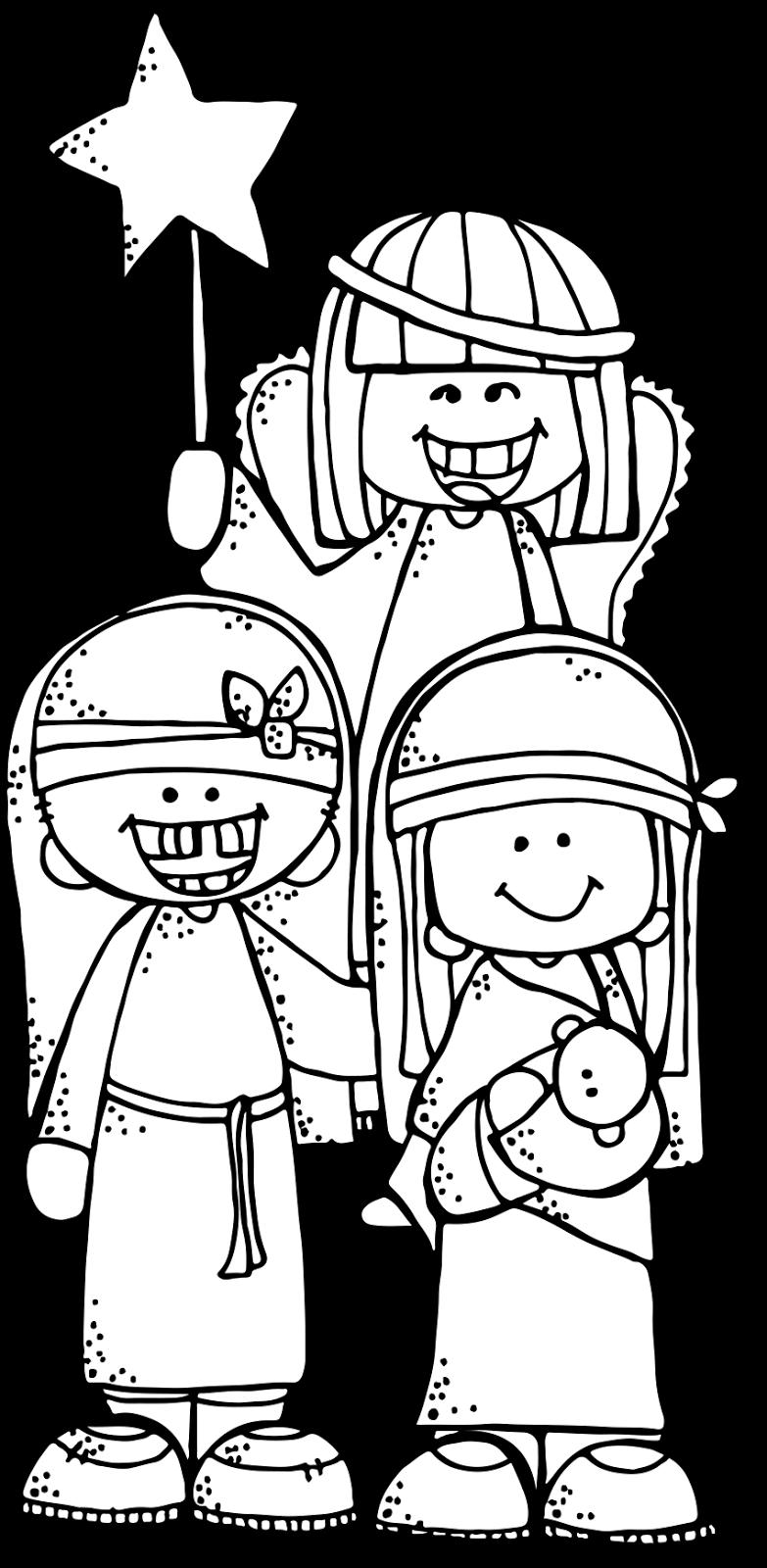 Melonheadz LDS illustrating | Navidad | Pinterest