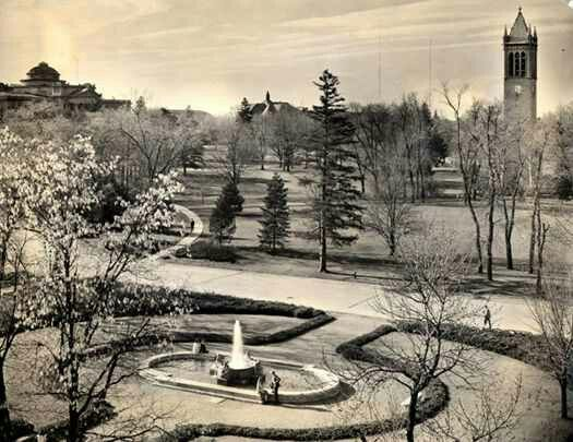 Winter Walk On Campus At Iowa State University With Images