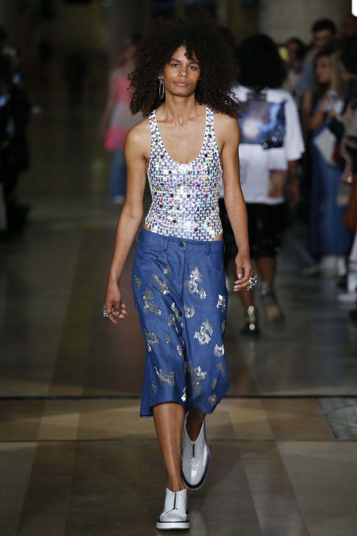 Koché Spring 2016 Ready-to-Wear Fashion Show