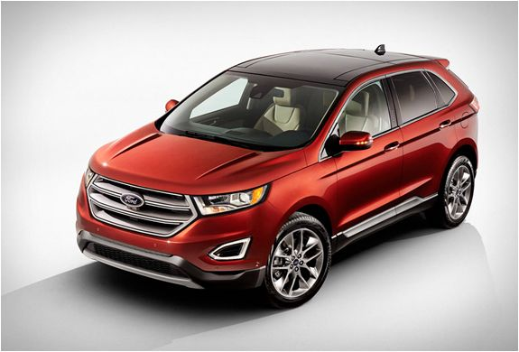 2015 Ford Edge With Images Ford Edge Best Midsize Suv Ford