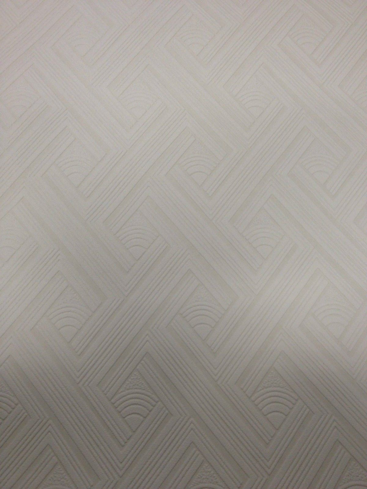 Thick White Blown Wallpaper Superfresco 68 £8.99