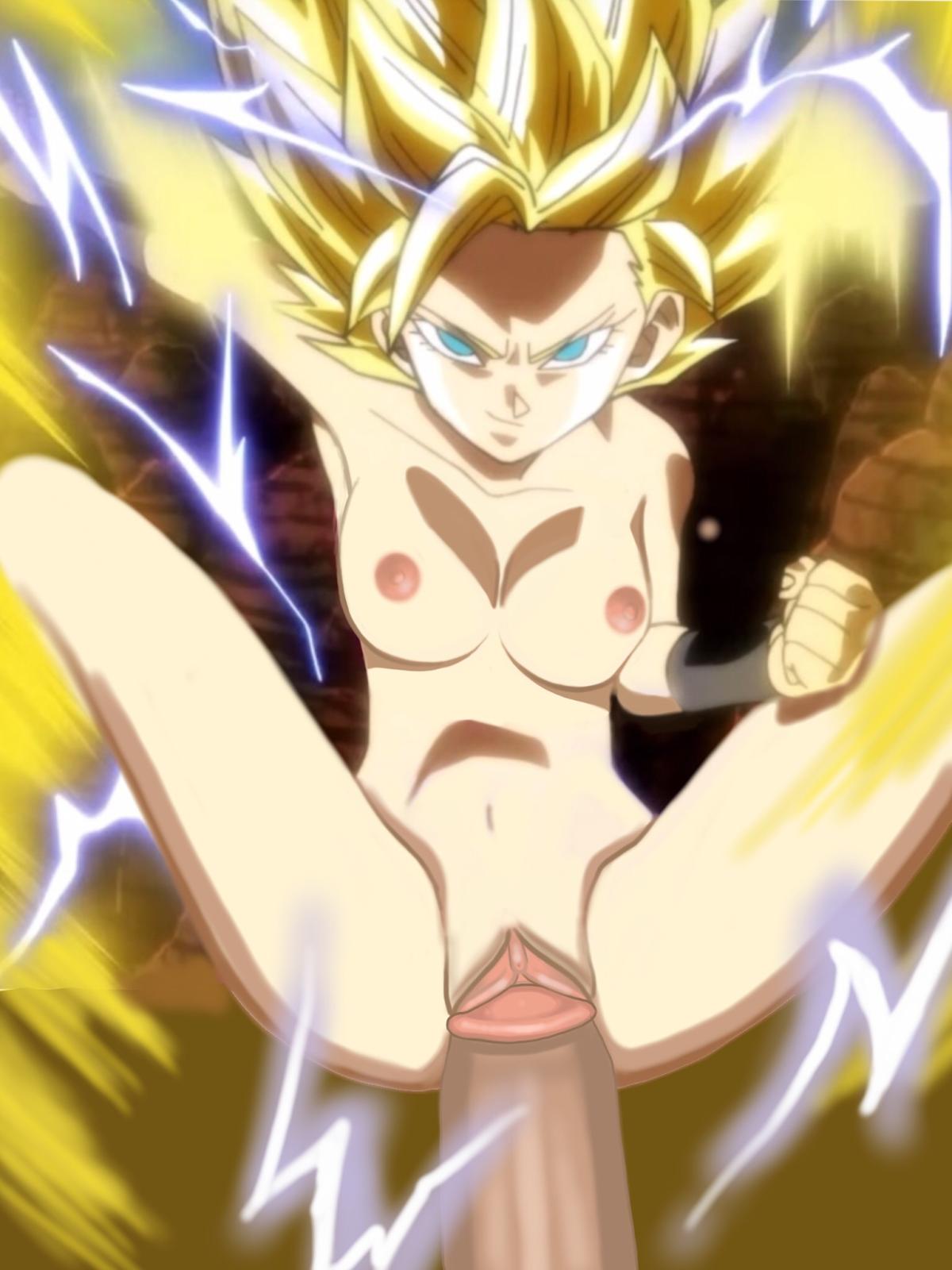 karine hentai Dragon ball GT