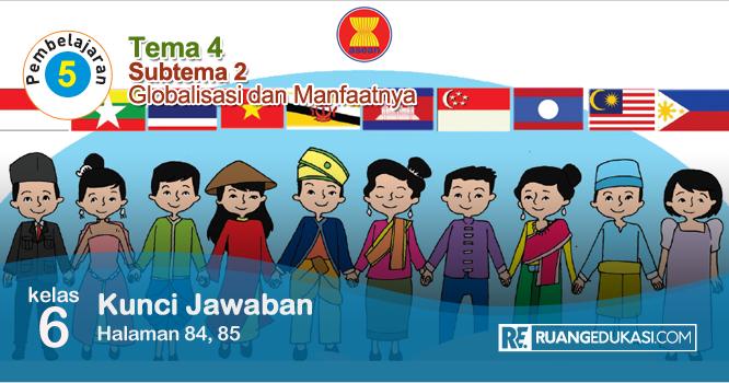Kunci Jawaban Buku Tematik Tema 4 Kelas 6 Globalisasi Kurikulum 2013 Revisi Matematika Kelas 5 Kurikulum Buku