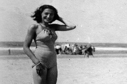 Margot Frank is listed (or ranked) 4 on the list 14 Fascinating Things Most