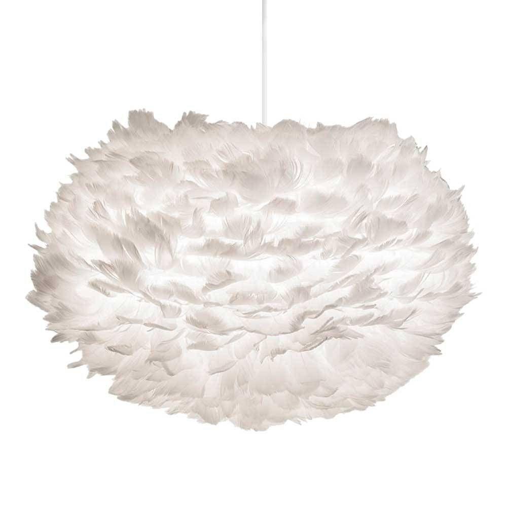 Vita copenhagen suspension plume eos Øcm blanc vita
