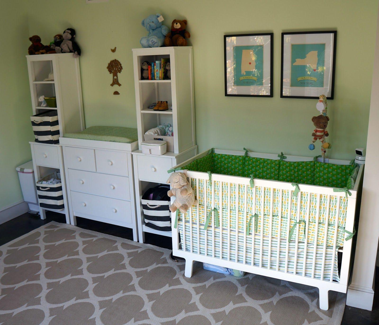 nursery in master bedroom Baby nook, Master bedroom