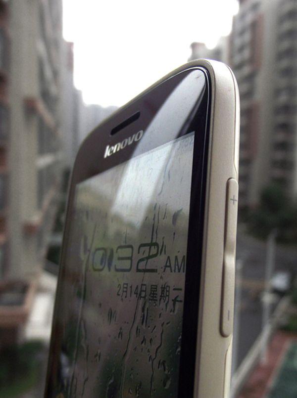 Lenovo smartphone on Industrial Design Served
