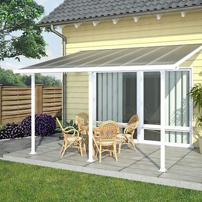 Toit De Protection Pour Terrasse 3x4m Patio Pergola Auvent De Patio Pergola Adossee Bois