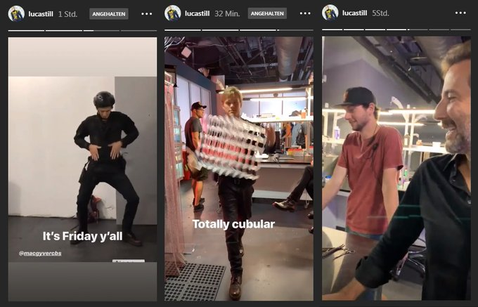 Pin By Khaya On Lucas Instagram Live Stories Lucas Till Macgyver Macgyver