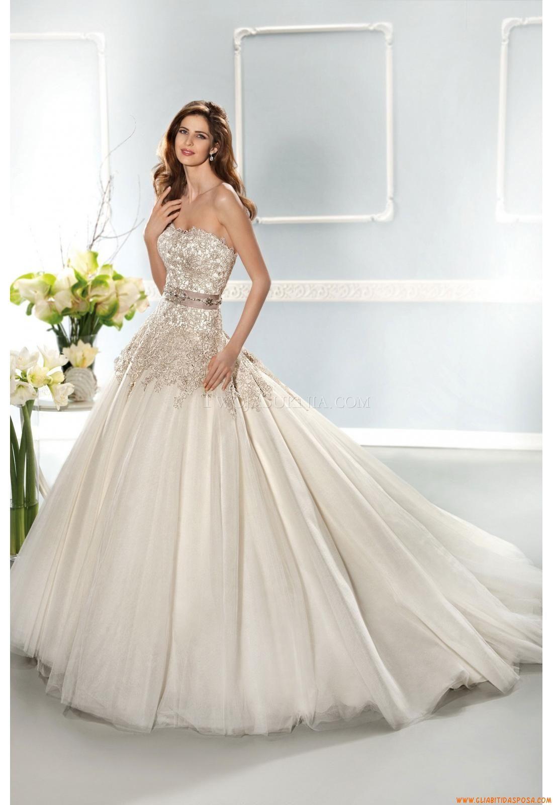 Abiti da Sposa Cosmobella 7644 2014
