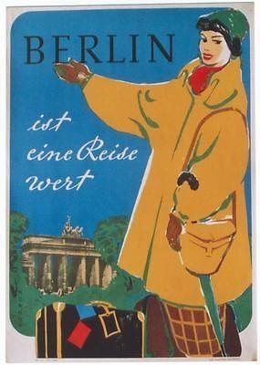 Berlin ist eine Reise wert