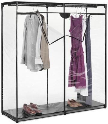 Storage Ebony Crystal Closet - Why does this item have not one but TWO stripper  sc 1 st  Pinterest & Storage Ebony Crystal Closet - Why does this item have not one but ...