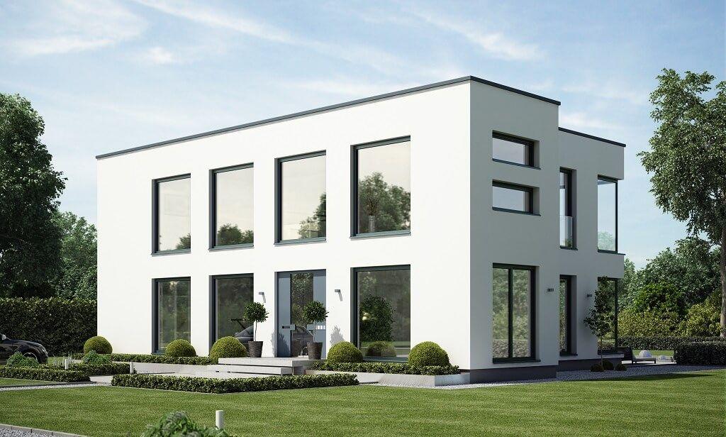 Concept m wuppertal design bien zenker prefab concrete and haus