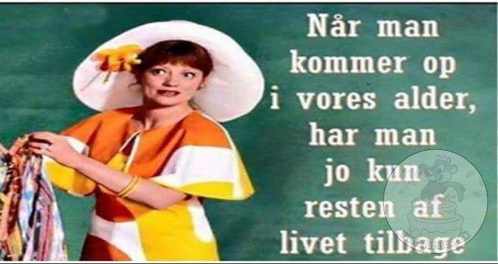 I Vores Alder Tillykke Med Fodselsdagen Sjov Fodselsdag Humor Fodselsdag Citat